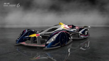 Red Bull Has Three New Adrian Newey–Designed Racers for Gran Turismo 6