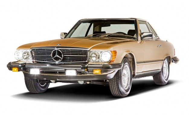 1972–1989 Mercedes-Benz SL-class Buyer\'s Guide – Feature – Car and ...