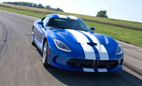 New Charger/Challenger in 2018, Refreshed Viper Next Year