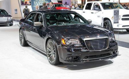 You Can Practically Taste Detroit: Chrysler 300C John Varvatos Limited Edition Returns for 2014, Gets AWD Option