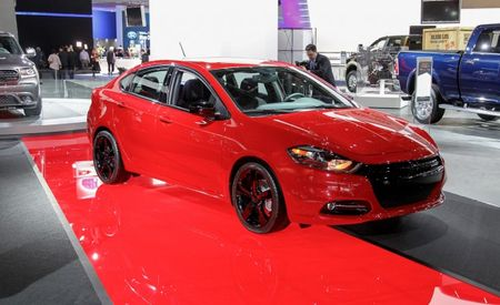 Dodge's Blacktop Bargain: Making the Dart Look Mean for a Mere $295 [2014 Detroit Auto Show]