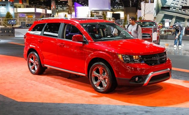 2014 Dodge Journey Crossroad: When Life Is at a Crossroad, Get an Appearance Package [2014 Chicago Auto Show]