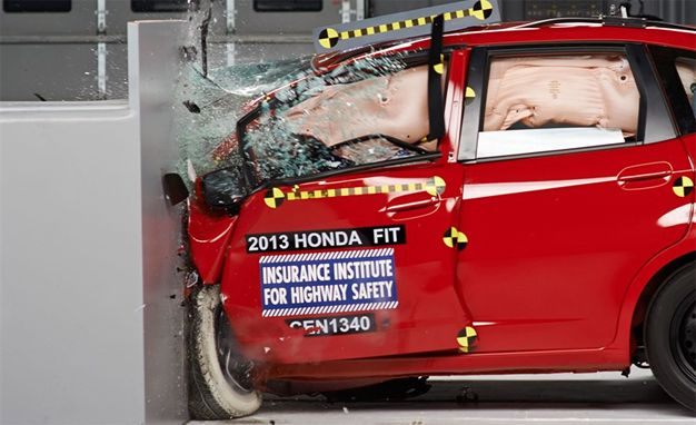 IIHS Small-Overlap Crash Test Results for Subcompact Cars Released, World Flips S@#t—Here's Why Everyone Should Calm Down