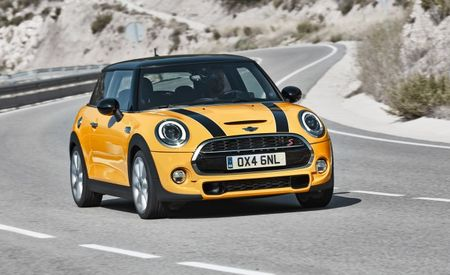 Mo' Mini for (a Bit) Mo' Money: 2014 Mini Cooper Hardtop Starts at $20,745