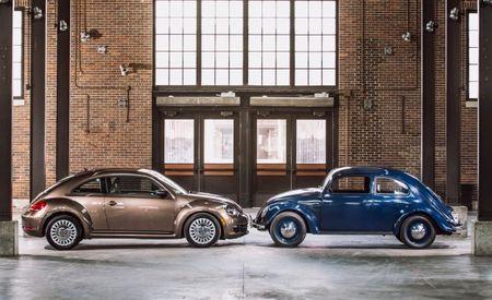 Volkswagen's Beetle Hits Retirement Age in the U.S., Celebrates 65 Years in America