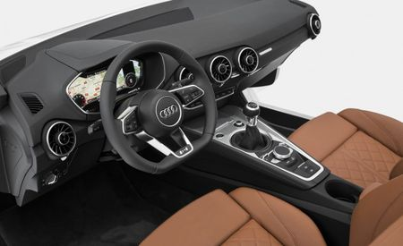 Audi Reveals Third-Generation TT's Interior, Next-Gen MMI Infotainment System [2014 CES]