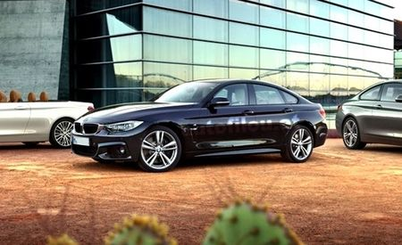 First 2015 BMW 4-series Gran Coupe Photos: It Looks Exactly How You Imagine It Would