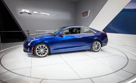 AT$: 2015 Cadillac ATS Coupe Starting Price Revealed