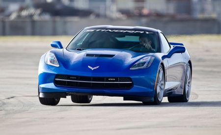 Corvette Stingray Gets Integrated Dash Cam and Performance Data Recorder, We Try It Out at Sebring Int'l Raceway [2014 CES]