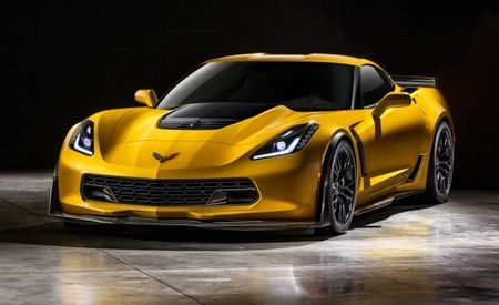 "Chevrolet Considering Giving Z06 ""X"" Treatment [2014 Detroit Auto Show]"