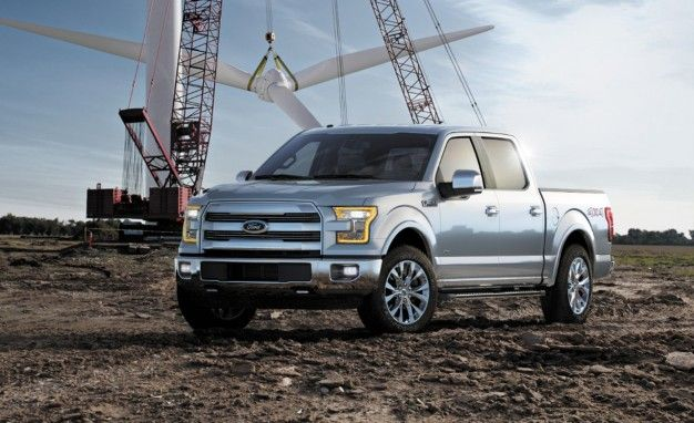 10 Things You Didn't Know About the 2015 Ford F-150