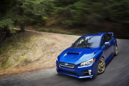 Images of 2015 Subaru WRX STI Leak Ahead of Motor City Debut [2014 Detroit Auto Show]