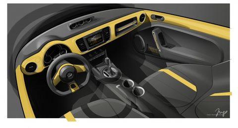 Volkswagen's Beetle Dune Concept Previews Future Bug Crossover [2014 Detroit Auto Show]
