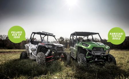 Golf Carts Gone Wild: Checking in on Our Favorite Dirty Diversion, Side-By-Side UTVs