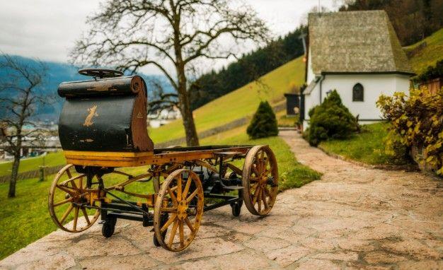 World's Greatest Barn Find: Dr. Ferdinand Porsche's First Vehicle