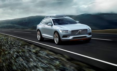 Next-Generation Volvo XC90 Set for Fall Debut, U.S. Launch Next Spring