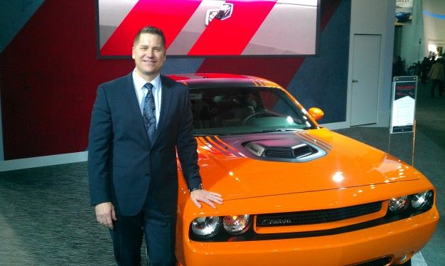 Q&A: Dodge CEO Tim Kuniskis on Muscle Cars and Ron Burgundy [2014 Detroit Auto Show]