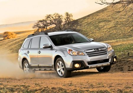 Gorp Hounds, Rejoice: Next-Gen 2015 Subaru Outback to Be Shown in April