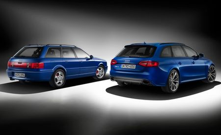 Special Audi RS4 Avant Honors—Hell, Who Cares? IT'S AN RS4 AVANT