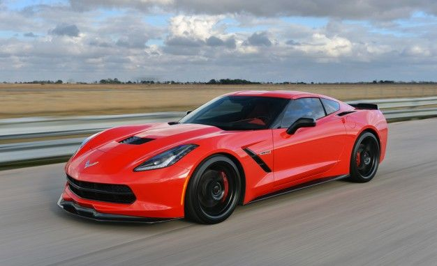 Hennessey Tunes Corvette Stingray to 708 Horsepower with HPE700 Twin-Turbo Kit, Everyone Wins