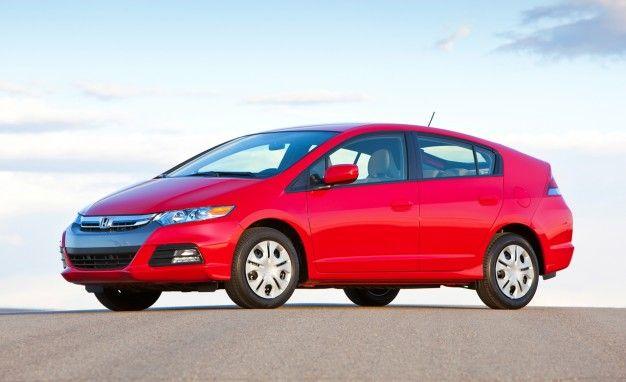 Honda Mercy Kills Slow-Selling Insight