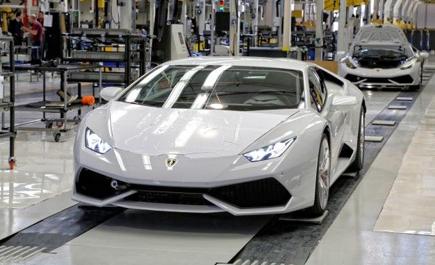 10 Things You Need to Know About the 2014 Lamborghini Huracán