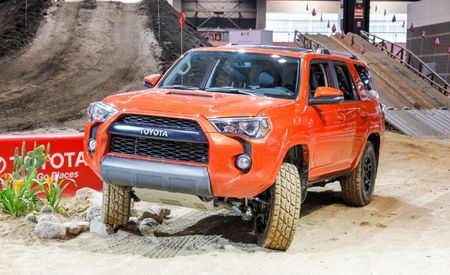 Three Reasons Ford's SVT Division Just Got Put on Notice: Toyota TRD Pro Series Off-Road Packages for Tundra, Tacoma, 4Runner [2014 Chicago Auto Show]