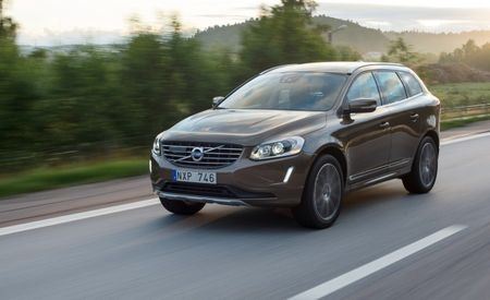 Five Ways to Play: 2015 Volvo XC60 Starts at $36,675, Gets 31 mpg Highway