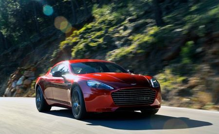 Aston Martin Recalls More than 17,500 Cars for Faulty Gas Pedals