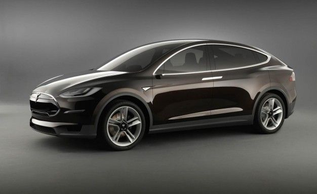 Tesla Model X Falcon-Wing Doors to See Production, According to Elon Musk