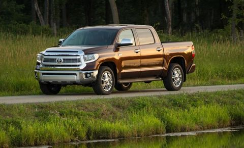 Toyota Tundra To Get Cummins Diesel V 8 News Car And Driver