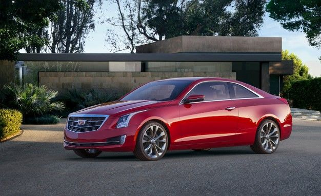 It's Back On? Cadillac Dealers Say ATS-Based Convertible May Happen