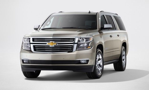 'Burban Straight Up: 2015 Chevy Suburban Priced from $48,295