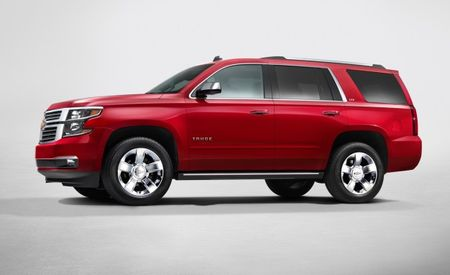 Tahoes Before Bros, Dude: Chevy Prices the 2015 Tahoe, Starting at $45,595
