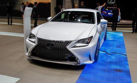 2015 Lexus RC F Sport's a Little Bit RC, a Little Bit F, and a Whole Lotta Sporty [2014 Geneva Auto Show]