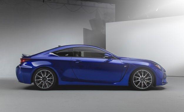 RC F GT3 Concept Signals Lexus\'s Intent to Go Racin\' – News – Car ...