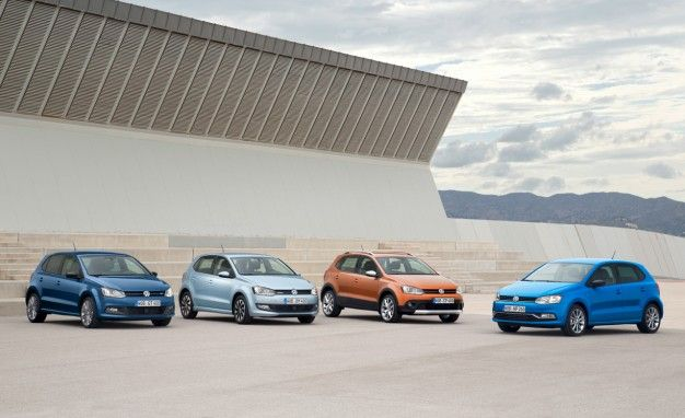 Volkswagen Remakes Its Polo Roster for 2015, Including New Turbo Three-Banger [2014 Geneva Auto Show]