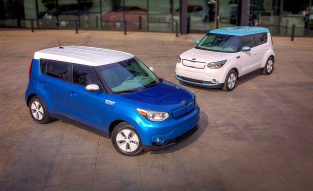 2015 Kia Soul Ev First Drive Review Car And Driver