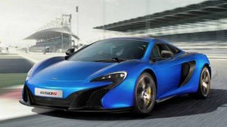 The 2015 McLaren 650S Supercar Is a 641-hp Mashup of the 12C and P1 [The Internet Sprung a Leak]