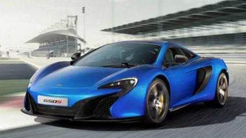 The 2017 Mclaren 650s Supercar Is A 641 Hp Mashup Of 12c And P1