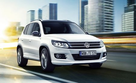 Next-Gen VW Tiguan To Be Built in Mexico, Offer Three-Row Seating