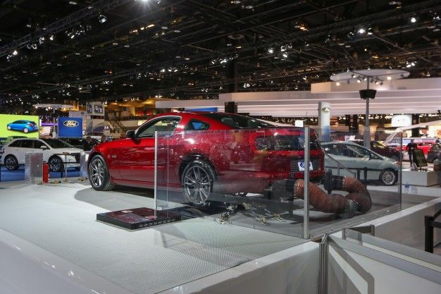 10 Cool Things To Do At The 2014 Chicago Auto Show (Besides Look At Cars) U2013  Feature U2013 Car And Driver
