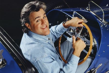 "Saying Thanks to Legendary Car Guy Jay Leno for 22 Years of Laughs as Host of ""The Tonight Show"""