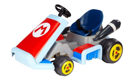 Rad Ride-On: Small Adults and Children, Your Mario Kart Fantasies Can Now Be Real