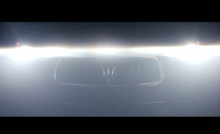 "Lying in Wait? Maserati Plugs Ghibli Sedan in Whispered, Sneaky ""Strike"" Super Bowl Ad"