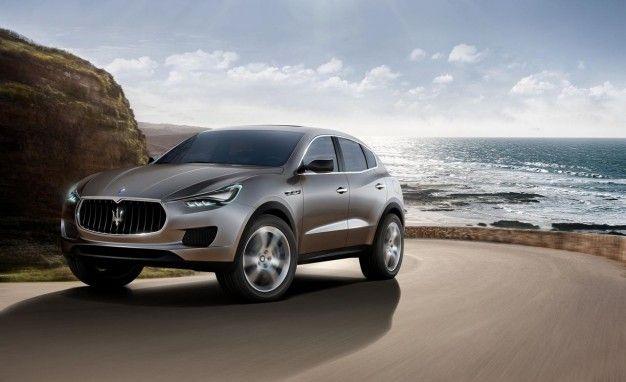 Maserati Levante SUV to Debut at Geneva
