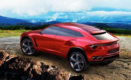 Lamborghini Urus Hinging on Italian Tax Incentives, New Factory