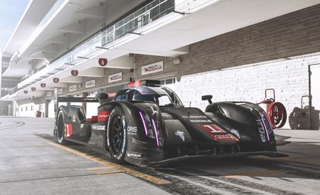 10 Things You Need to Know About Audi's R18 e-tron Quattro Le Mans Racer