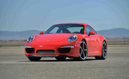 Turbo Engines Coming to Porsche 911 Carrera in 2016