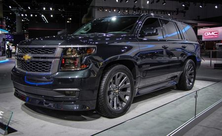Bad-Ass Bowties: Chevrolet Mulls RS and SS Versions of Tahoe